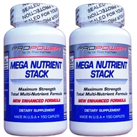 Mega Nutrient Stack - Special Offer