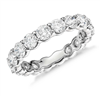 Venus Eternal Diamond Eternity Ring 3 ct. tw. Gold or Platinum