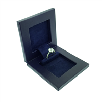 "Secret Ring Box ""Day"" (free with a ring purchase of $3000 & up)"