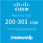 200-301: Cisco Certified Network Associate CCNA Practice Test