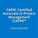 Certified Associate in Project Management (CAPM)