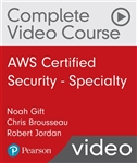 AWS Certified Big Data - Specialty Complete Video Course and Practice Test (Video Training)