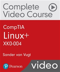 CompTIA Linux+ XK0-004 Complete Video Course