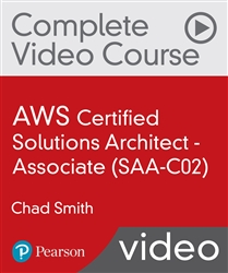 AWS Certified Solutions Architect - Associate (SAA-C02) Complete Video Course (Video Training)