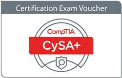 CompTIA GSA/DoD Cybersecurity Analyst (CySA+) USD Voucher