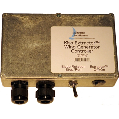 Kiss Extractor Enclosure