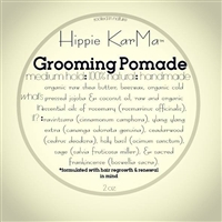 What's in it and our pomade posing with the famous Manly Skin Elixir