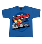 Kids Future Tee - Blue