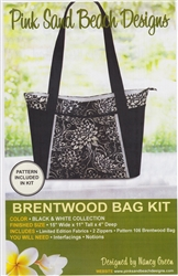 Brentwood Bag Kit - Black White