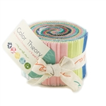 Moda Color Theory Junior Jelly Roll 10830JJR