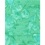 Hoffman Bali Hand-dyed Watercolors Spearmint 1895-445 Half Yard