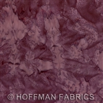 Hoffman Bali Hand-dyed Watercolors Vineyard 1895-545 Half Yard