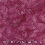 Hoffman Bali Hand-dyed Watercolors Blooms 1895-562 Half Yard