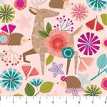 Northcott Forest Frolic 23099-21 Half Yard
