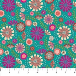 Northcott Forest Frolic 23102-66 Half Yard