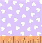 Windham Basics Hearts 31640-11 Half Yard