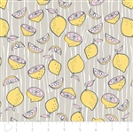 Pink Lemonade - Citrus Splash - Grey by Ciana Bodini for Camelot 3240101-03