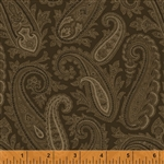 "Windham Paisley 108"" Quilt Backs 32679-5 Half Yard"