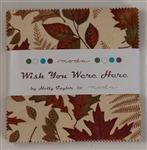 Moda Wish You Were Here Charm Pack 6530PP