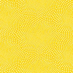 Benartex Breezy Blooms by Susan Rooney Whirl Yellow 696-33 Half Yard