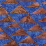 Kaffe Fassett - Artisan - Flags - Brown BKKF003.0BROW Half Yard
