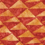 Kaffe Fassett - Artisan - Flags - Orange BKKF003.0ORAN Half Yard