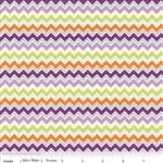 Grape Dress Up Days - Chevron C2923 Half Yard