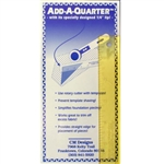CM Design Add A Quarter Ruler 6 inch CM06