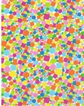 Timeless Treasures Confetti Fun-C1157 Half Yard