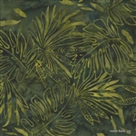Batik Cotton Island Batiks Jungle IB85-H2 Half Yard