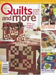 Quilts and More Fall 2015
