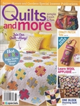 Quilts and More Spring 2016