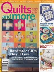 Quilts and More Winter 2014