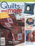 Quilts and More Winter 2015