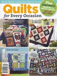 Quilts For Every Occasion