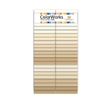 Northcott ColorWorks Premium Solid 9000 Precuts SCOLOR40-11 Strips