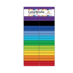 Northcott ColorWorks Premium Solid 9000 Precuts SCOLOR40-86 Strips