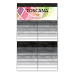 TOSCANA Color Coordinating Precuts - Evening Shadow STOSC10-99