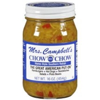 MRS CHAMPBELL'S CHOW CHOW 16 OZ