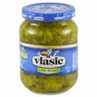 VLASIC DILL RELISH 10 OZ