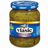 VLASIC SWEET RELISH 10 OZ