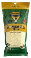 MOZZARELLA SHREDDED 2 LB