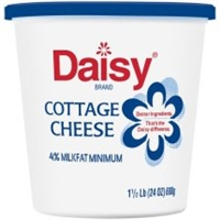 DAISY COTTAGE CHEESE 24 OZ (SALE!)
