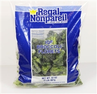 BROCCOLI FLORETS 32 OZ