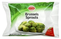 BRUSSEL SPROUTS FROZEN 16 OZ