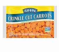FLAVOR PAC CUT CARROTS