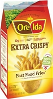 FAST FOOD FRIES ORE-IDA 26 OZ