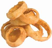 FARM RICH BATTERED ONION RINGS 2 LB