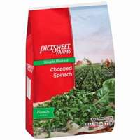 PICT SWEET SPINACH FROZEN 12 OZ