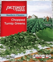 PICT SWEET FROZEN TURNIP GREENS 12 OZ